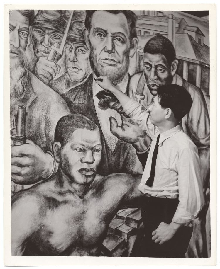 Eitaro Ishigaki FileArchives of American Art Eitaro Ishigaki 2986jpg