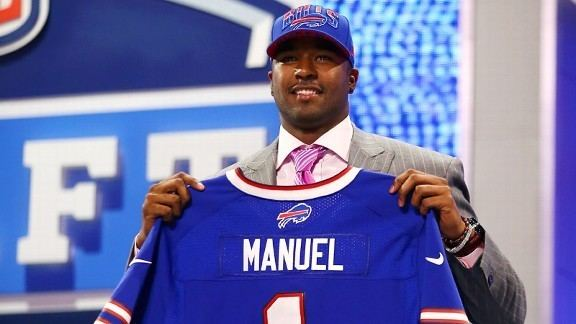 EJ Manuel What39s Next For EJ Manuel and Geno Smith in their NFL