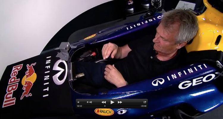 Eje Elgh r Formel 1simulatorerna ett skmt F1bloggen med