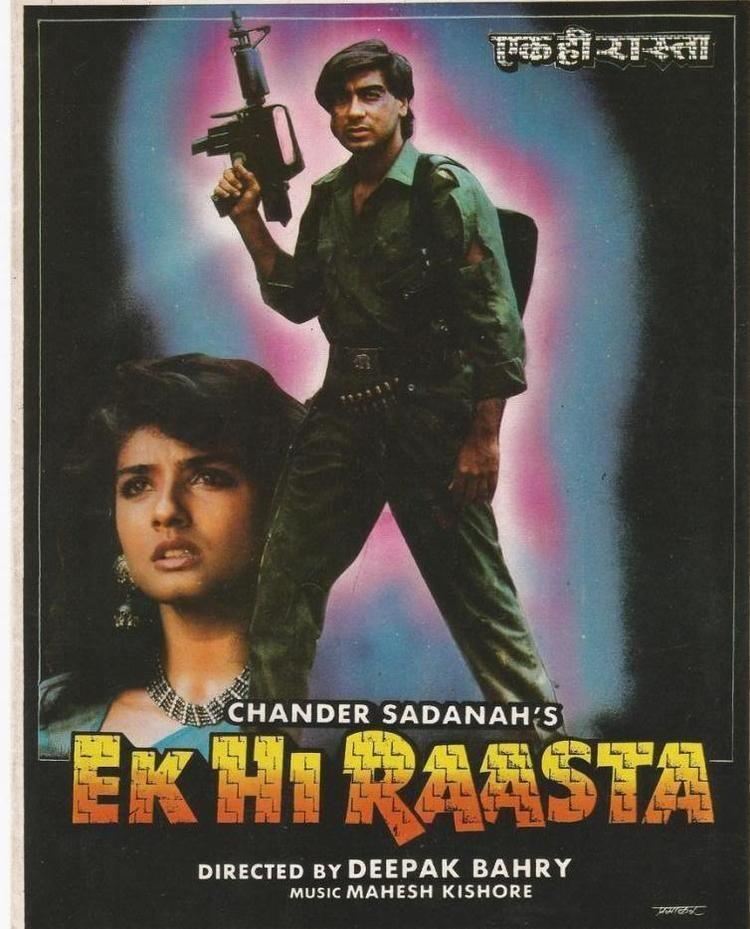 Ek Hi Raasta 1993 720p DVD Rip x264 AAC 3 Video Songs