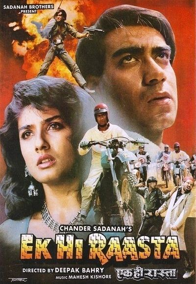 Ek Hi Raasta 1993 IMDb