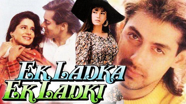 Ek Ladka Ek Ladki Ek Ladka Ek Ladki 1992 Full Bollywood Hindi Movie Salman Khan