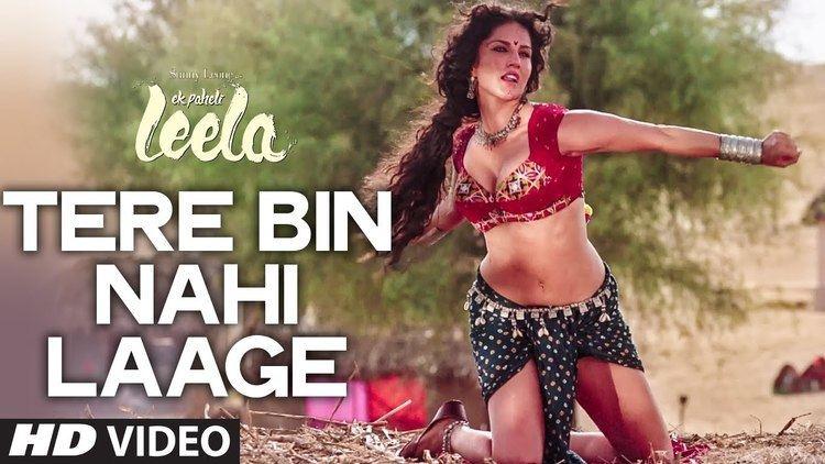 Tere Bin Nahi Laage FULL VIDEO SONG Sunny Leone Tulsi Kumar