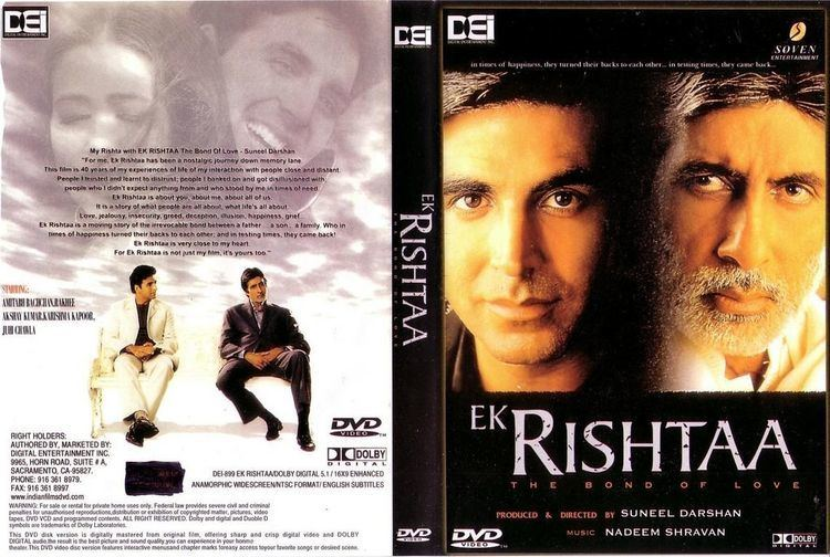 Ek Rishtaa The Bond of Love Alchetron the free social encyclopedia