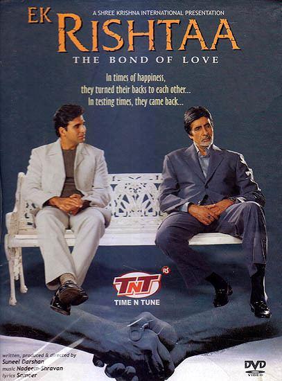 Ek Rishtaa The Bond of Love DVD