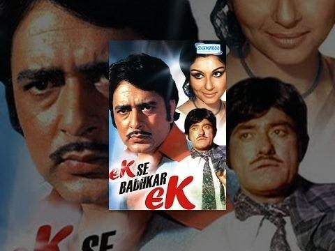 Ek Se Badhkar Ek 1976 Full Hindi Movie HD