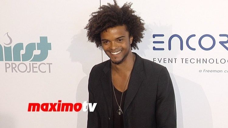 Eka Darville Eka Darville 5th Annual Thirst Gala Red Carpet Arrivals The