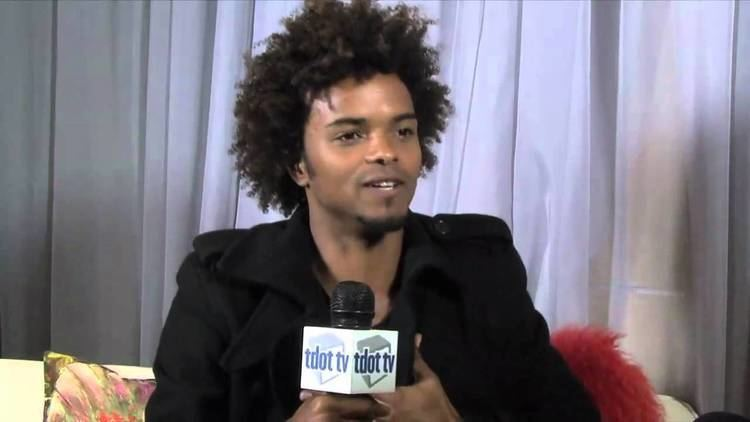 Eka Darville TDot TV Lounge Eka Darville Actor in Mr Pip and The Sapphires