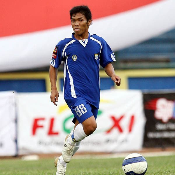 Eka Ramdani Eka Ramdani Persib Bandung GOALcom Dhedhe D