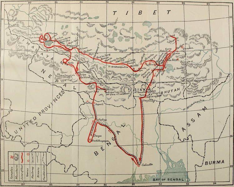 Ekai Kawaguchi Three Years in Tibet by Ekai KawaguchiThe Project Gutenberg eBook