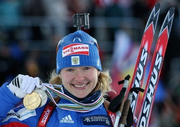 Ekaterina Iourieva Ekaterina Iourieva Pictures IBU Biathlon World