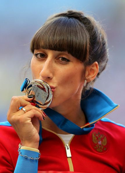 Ekaterina Koneva Ekaterina Koneva Photos Photos IAAF World Athletics Championships