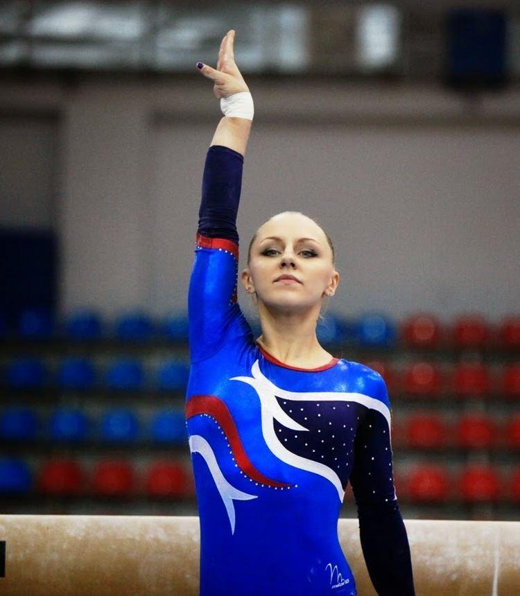 Ekaterina Kramarenko Videos of Russian Gymnasts Ekaterina Kramarenko