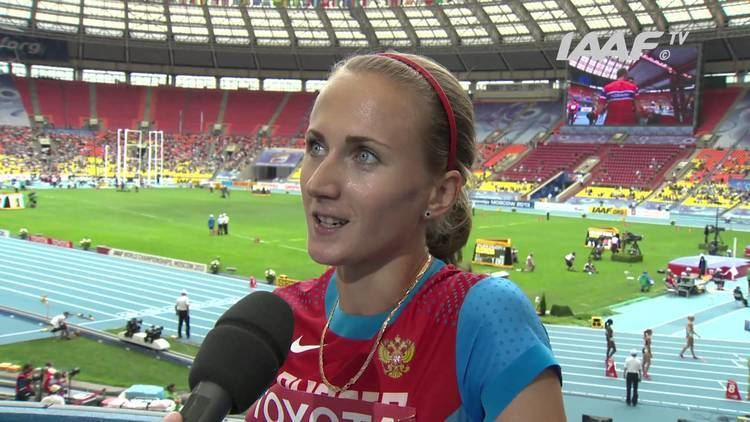 Ekaterina Poistogova Moscow 2013 Ekaterina POISTOGOVA RUS 800m Women Heat