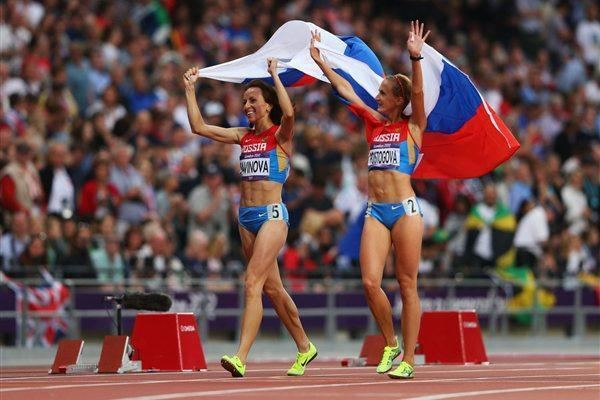 Ekaterina Poistogova Get ready for the new look Mariya Savinova IAAF Online