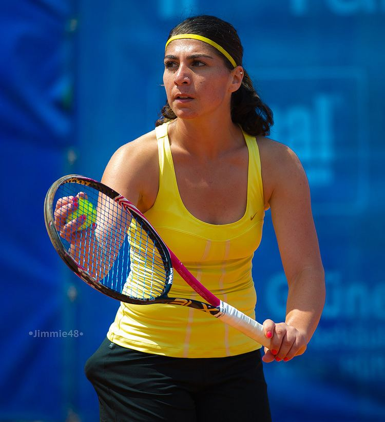 Ekaterine Gorgodze Ekaterine Gorgodze Schnbusch Open 2013 ITF 25k Aschaf Flickr