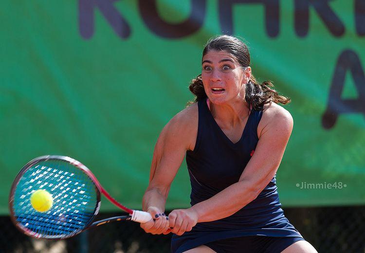 Ekaterine Gorgodze Ekaterine Gorgodze Tennis International 2013 ITF 25k D Flickr