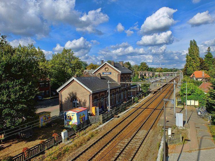 Ekeren railway station