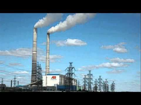 Ekibastuz GRES-2 Power Station Ekibastuz GRES2 Power Station YouTube