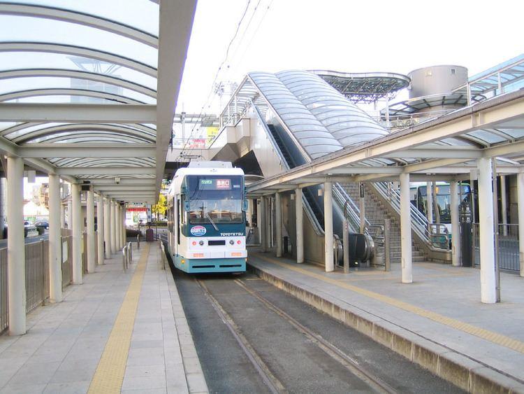 Ekimae Station