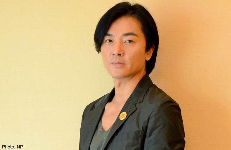 Ekin Cheng HK actor Ekin Cheng finally letting his hair down Entertainment