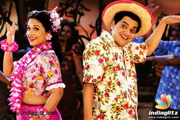 Ekk Albela Watch Vidya Balan grooving to Shola Jo Bhadke from Ekk Albela movie