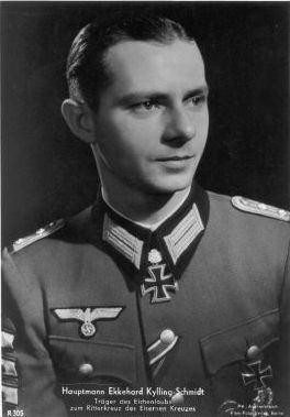 Ekkehard Kylling-Schmidt wwwlexikonderwehrmachtdePersonenregisterBild