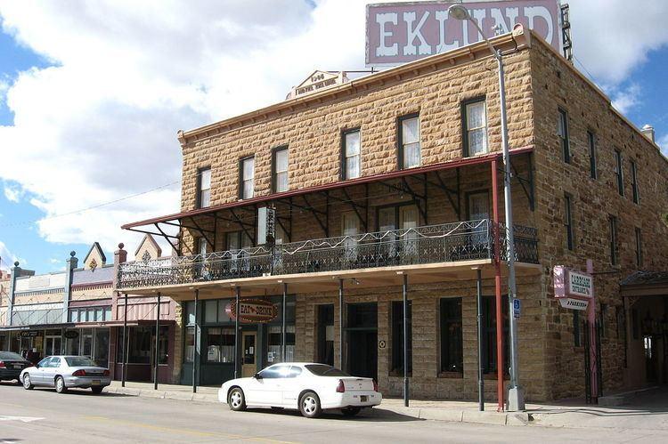 Eklund Hotel