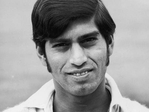 Eknath Solkar (Cricketer)