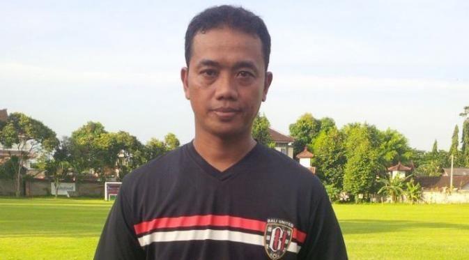 Eko Purjianto Tanpa Indra Sjafri Latihan Bali United Dipimpin Eko Purjianto