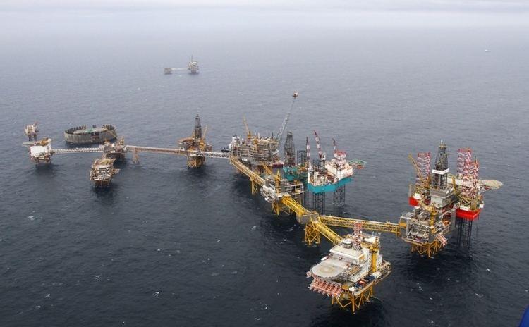 Ekofisk oil field The first Norway39s oil field EkofiskGood to KnowSeaJobsbg