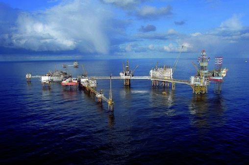 Ekofisk oil field Ekofisk 40 years amp still going strong Nortrade