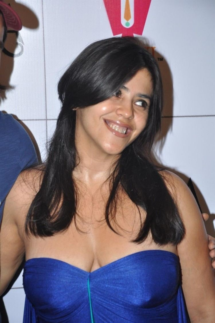 Ekta Kapoor Ekta Kapoor39s ecomm venture to sell heavy garments