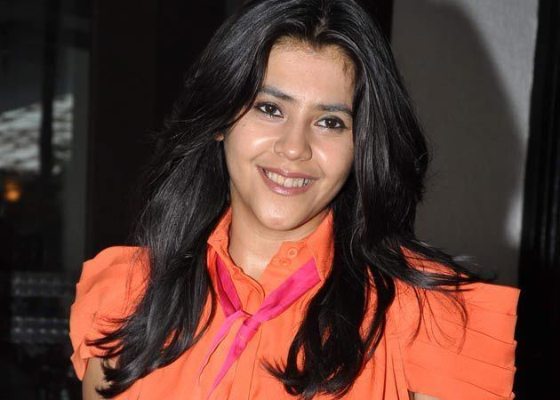 Ekta Kapoor Accused of insulting senior citizen Ekta Kapoor says he