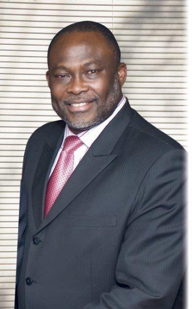 Ekwow Spio-Garbrah Ekwow SpioGarbrah President of Dominion University College