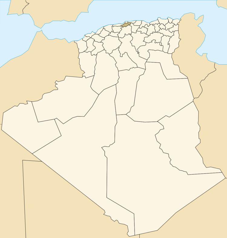 El Affroun District