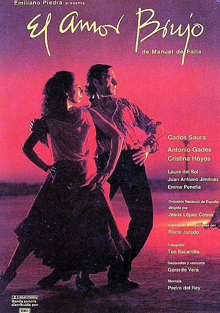 El Amor brujo (1986 film) EL AMOR BRUJO de Carlos Saura y Antonio Gades