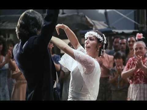 El Amor brujo (1986 film) El amor brujo de Saura La boda Antonio Gades Cristina Hoyos