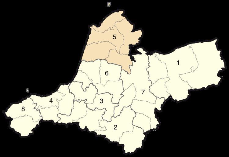 El Amria District