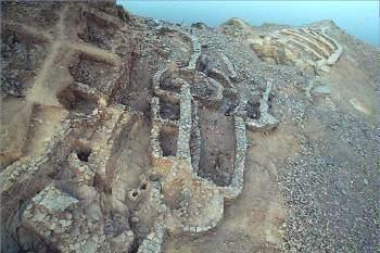 El Argar Asentamientos