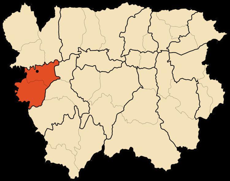 El Attaf District