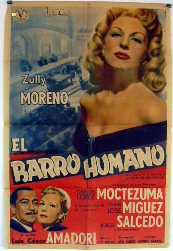 El barro humano BARRO HUMANO EL MOVIE POSTER EL BARRO HUMANO MOVIE POSTER