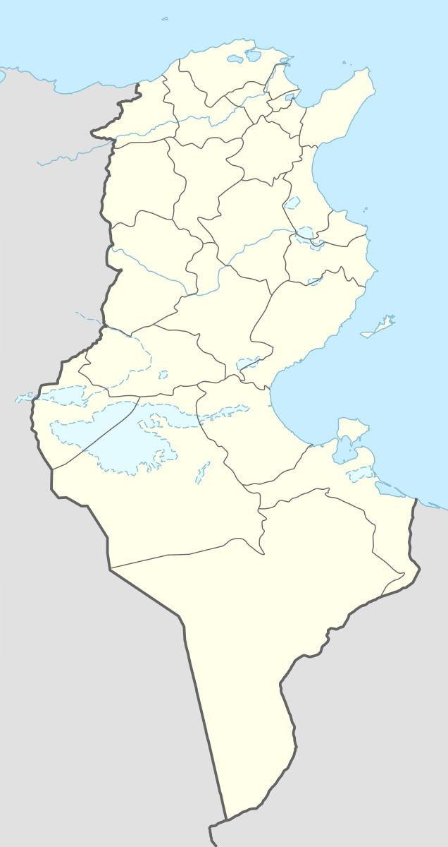 El Borma Airport