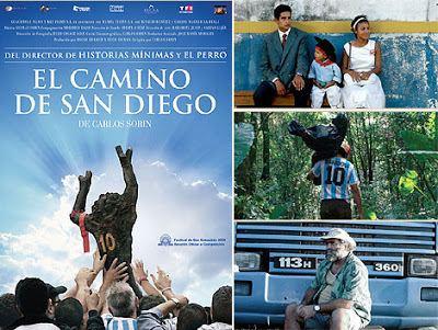 El Camino de San Diego CAPSULA DEL TIEMPO EL CAMINO DE SAN DIEGO