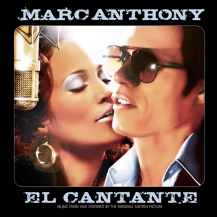 El Cantante El Cantante Marc Anthony album Wikipedia