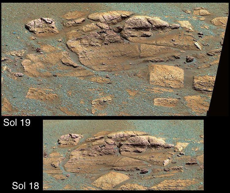 El Capitan (Mars)