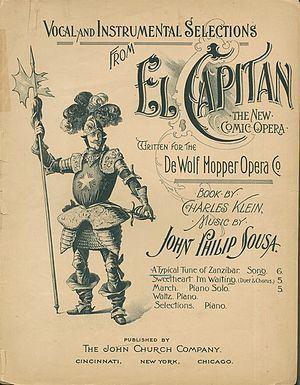 El Capitan (operetta) httpsuploadwikimediaorgwikipediacommonsthu