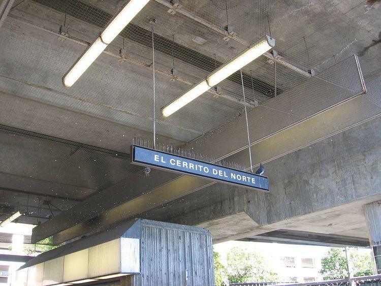 El Cerrito del Norte station