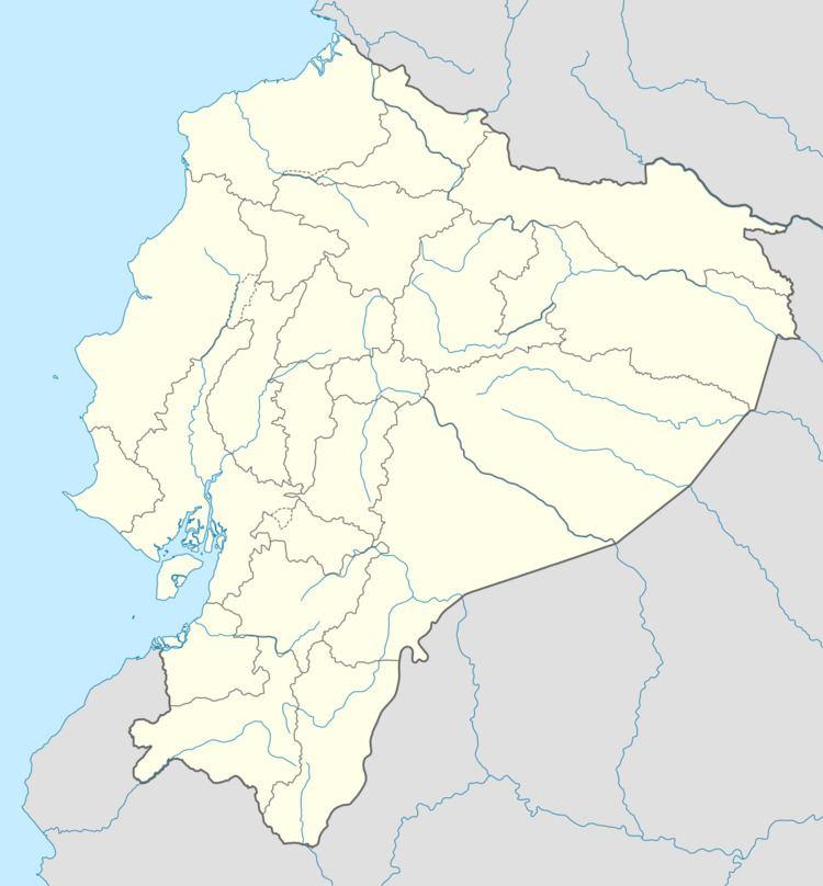El Chaco, Ecuador