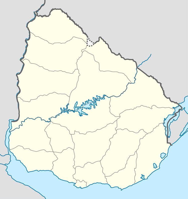 El Chorro, Uruguay